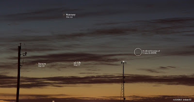 ison watch indiana november 23