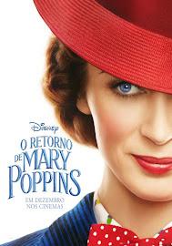 O Retorno de Mary Poppins será lançado nos cinemas do Brasil dia 20 de dezembro de 2018.