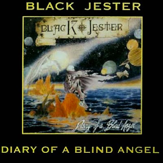 Black Jester - Diary Of A Blind Angel (1993)