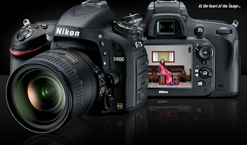Nikon D600.