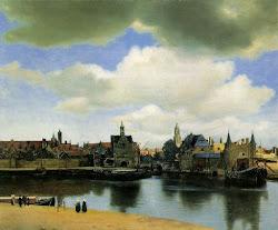 Vermeer - Vista de Delft
