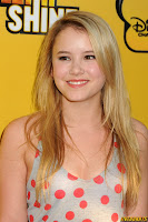 Taylor Spreitler Disney Channel's Let It Shine Premiere