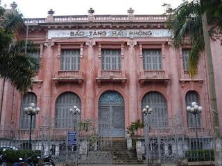 Museu da cidade de Hai Phong
