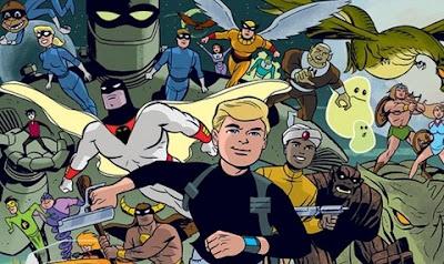 Hanna Barbera comics