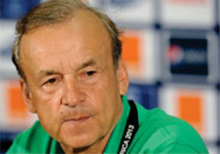 South Africa vs Nigeria: Rohr speaks on outcome of match, injuries