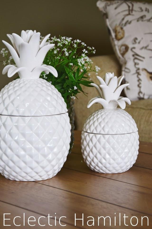 Wunderbar wandelbare deko f rs neue wohnzimmer und die Ananas dekoration