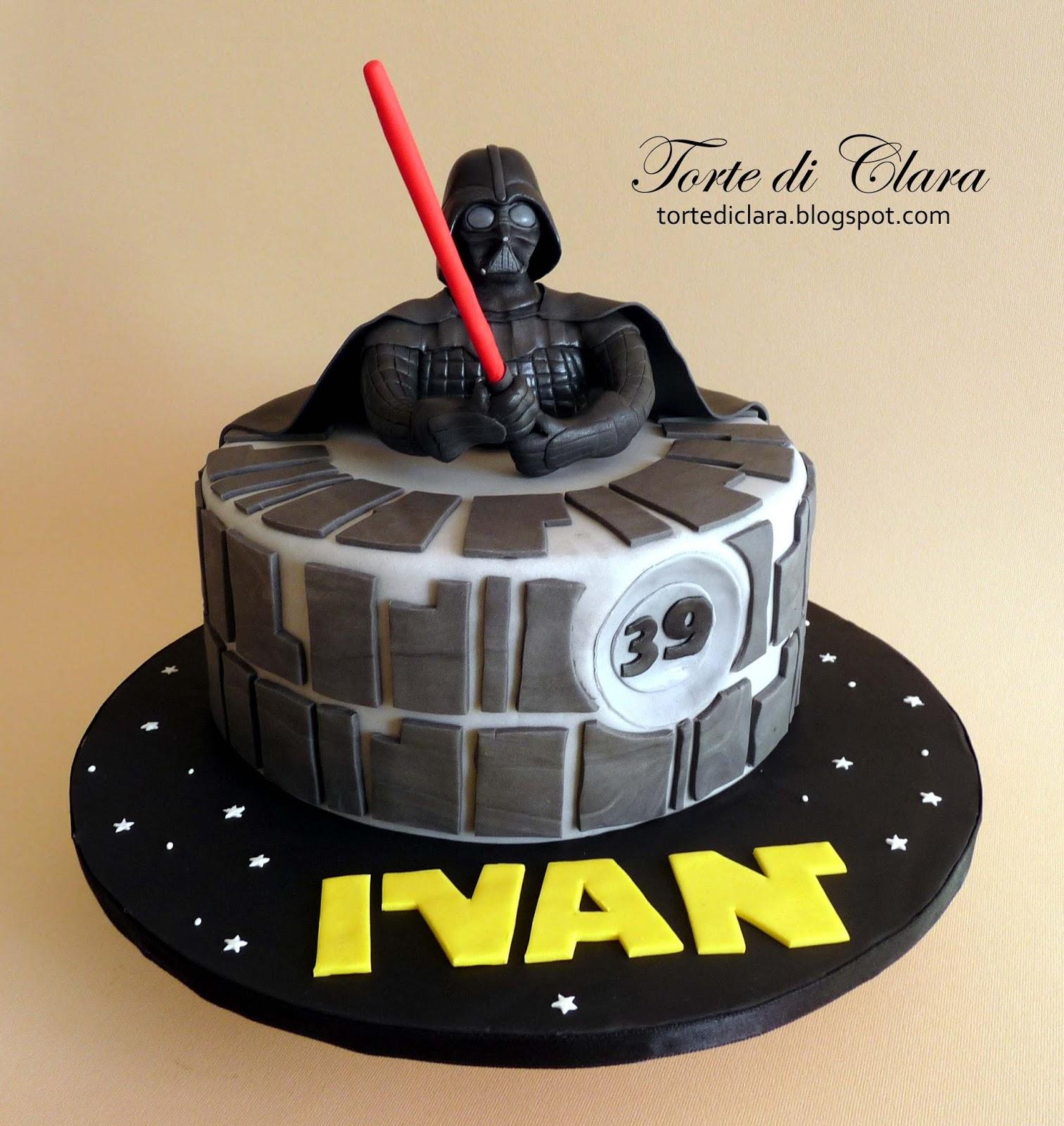 Preferenza Torte di Clara: Star War cake WU05