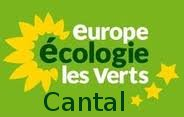 Le blog Europe Ecologie Les Verts Cantal