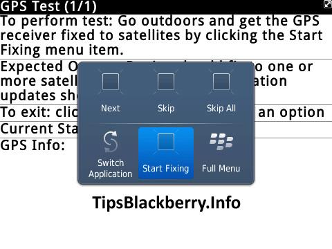 Mengatasi Masalah GPS Error di Blackberry Saat Menggunakan Foursquare