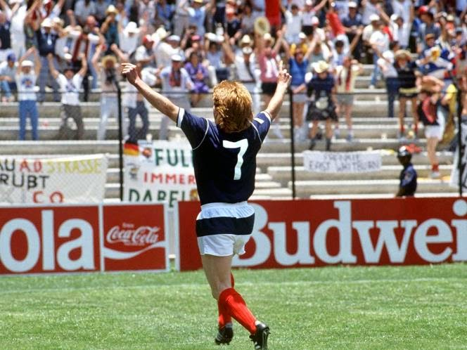 Gordon Strachan at the Scottish Football Blog