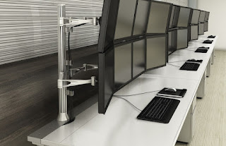 Ergonomic Computer Stations