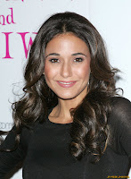 Emmanuelle Chriqui Love,Loss And What I Wore new cast member celebration