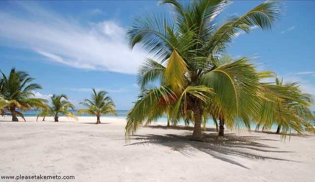 Saona Island - Punta Cana - Dominican Republic on destinations-for-travelers.blogspot.com