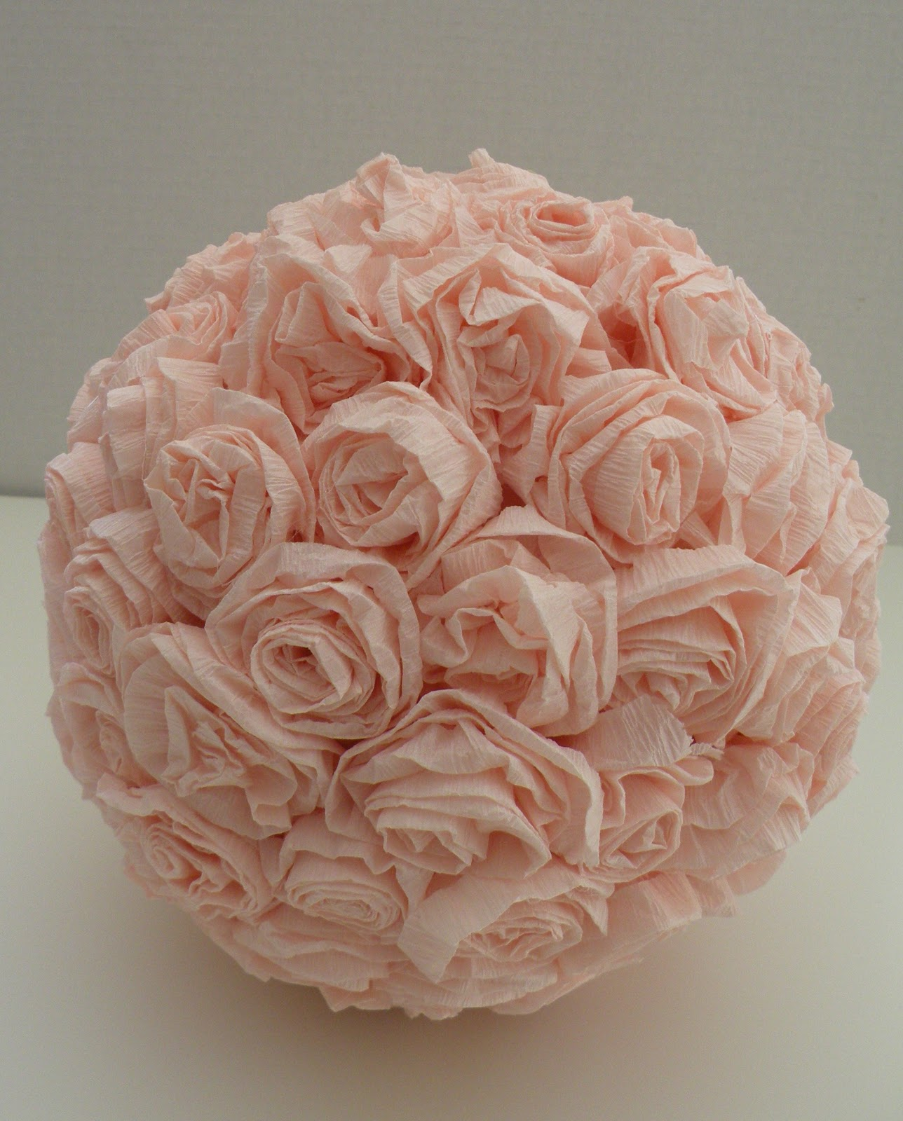 decoracao de casamento que eu posso fazer : decoracao de casamento que eu posso fazer: de papel crepom .Eu posso fazer qualquer um destas flores para