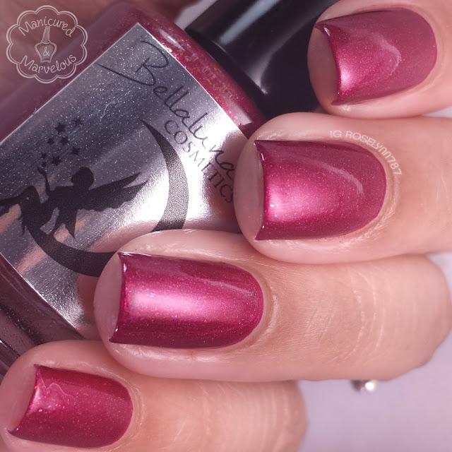Bellaluna Cosmetics - Sparkling Cranberry