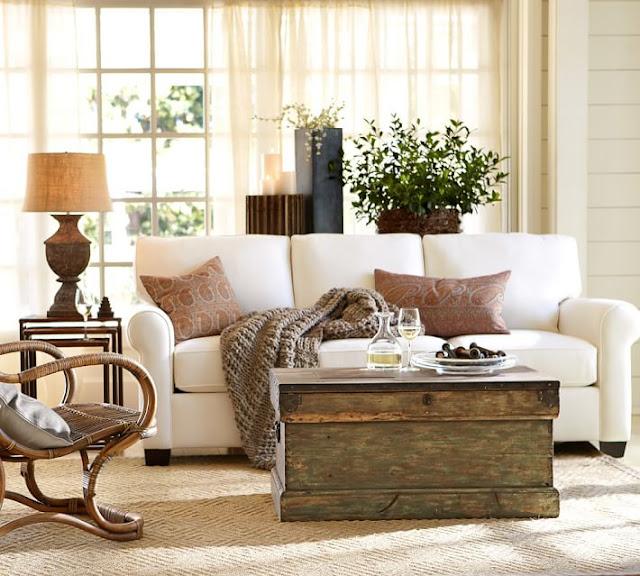 Nice Pottery Barn   Buchanan Roll Arm Upholstered Sofa, $1,200 (depending On  Fabric Selection)