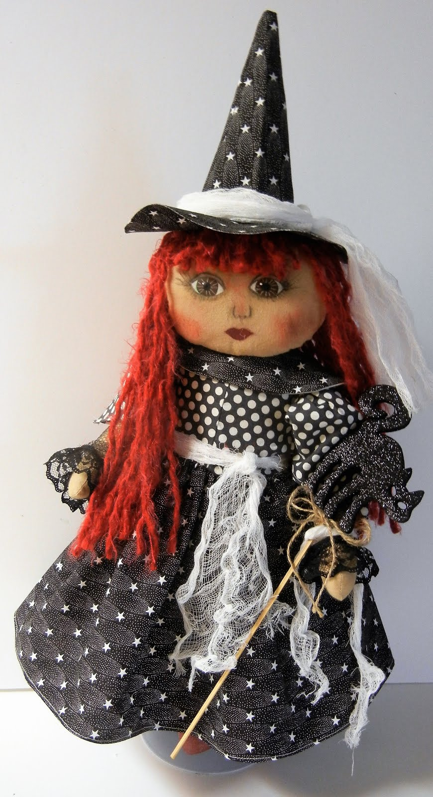 Art Doll Witch 2016