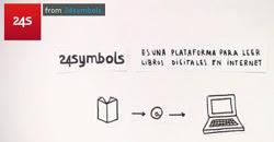 24Symbols y la lectura a través de smartphones