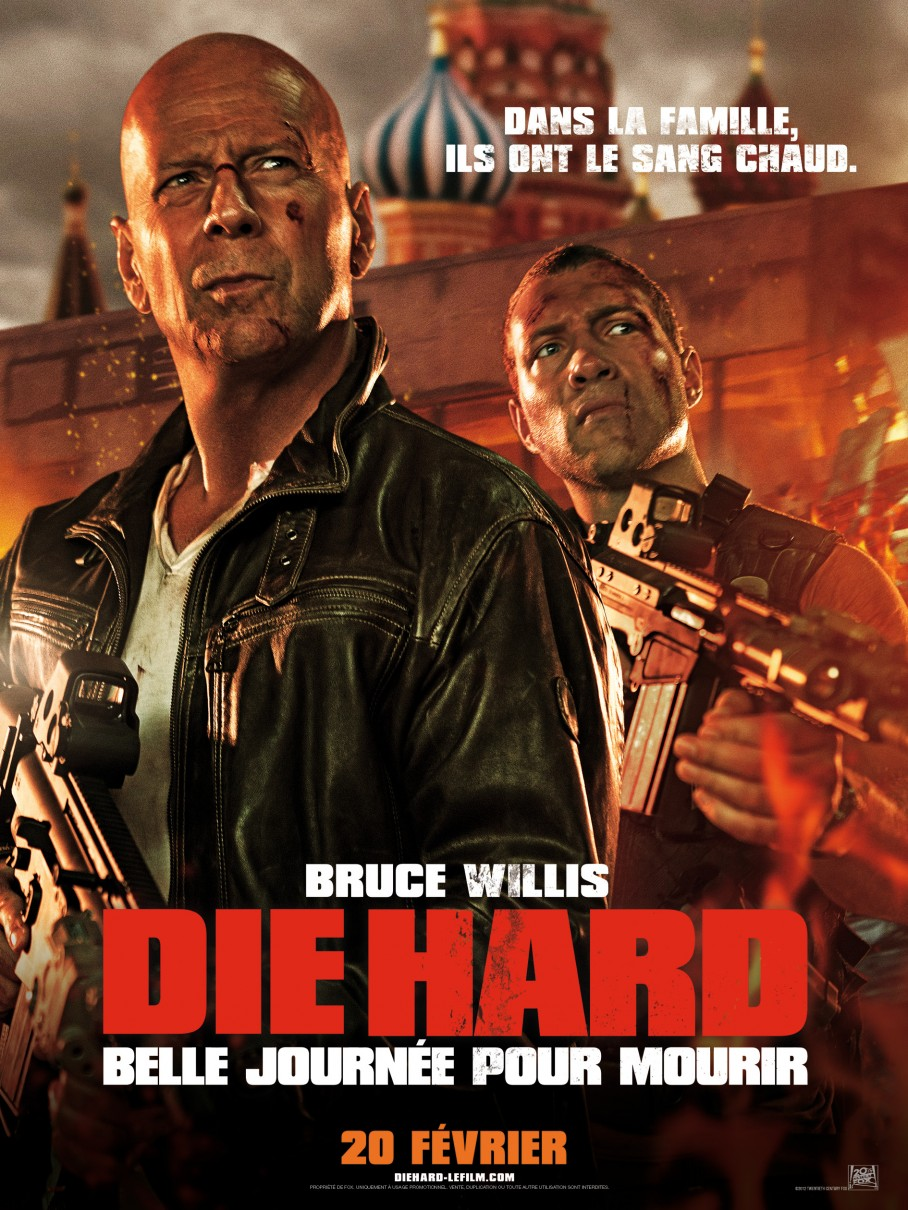 Die Hard 5 FRENCH [DVDRSCR] | Streaming