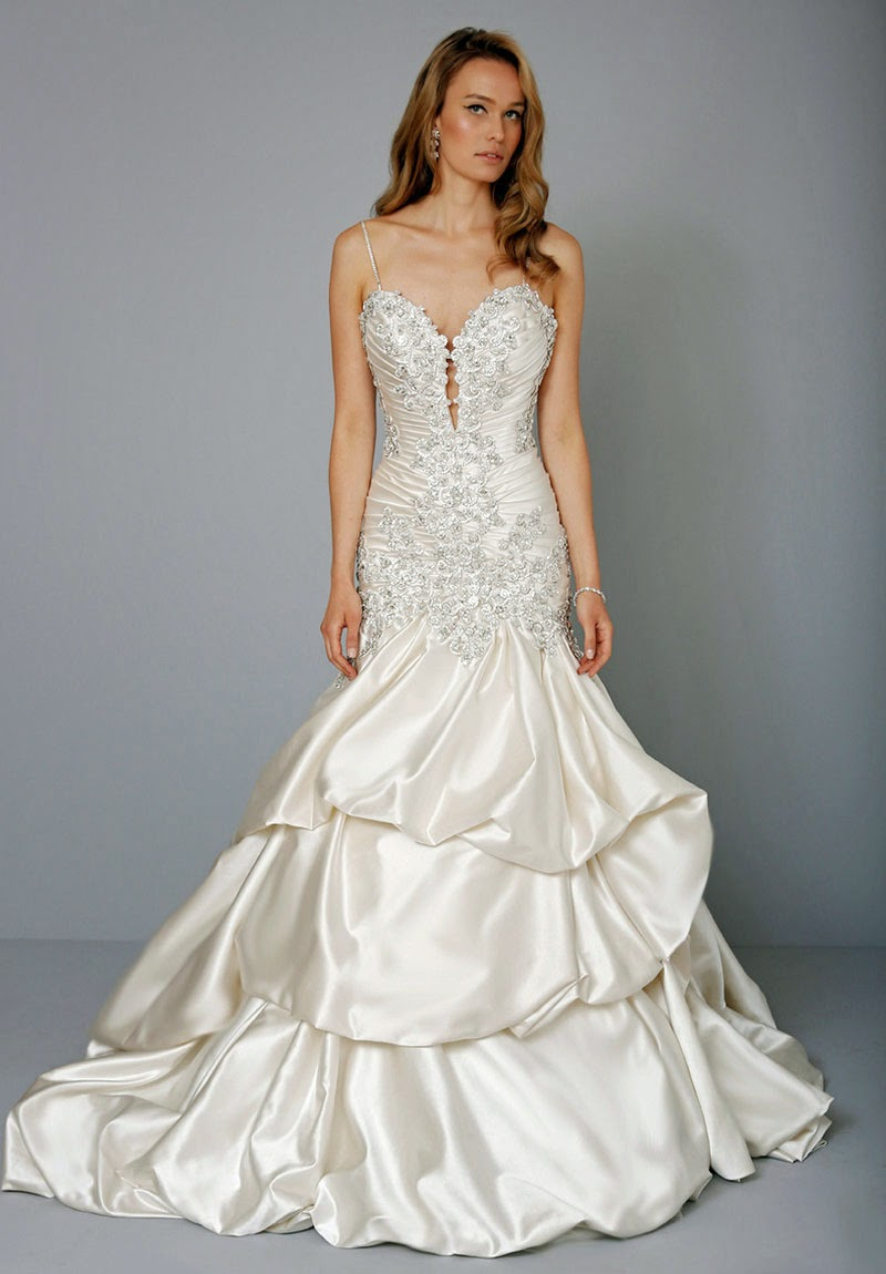 Really Expensive Long Wedding Dresses Bling Design Photos HD