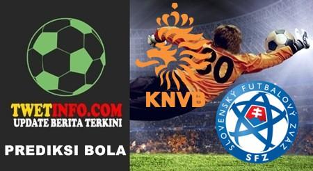 Prediksi Netherlands U21 vs Slovakia U21