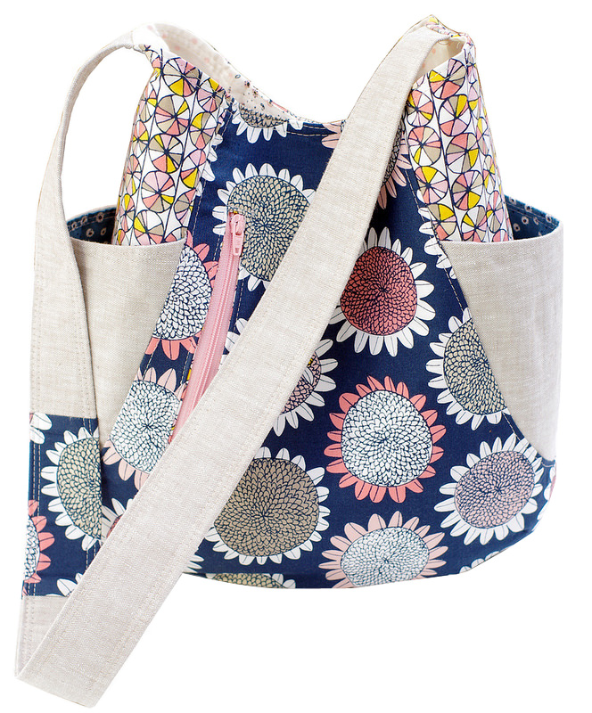Arcadia 241 Tote by Red Pepper Quilts