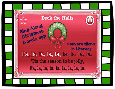 Sing Along Christmas Carols-Free
