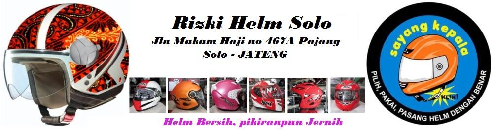 Rizki Helm solo