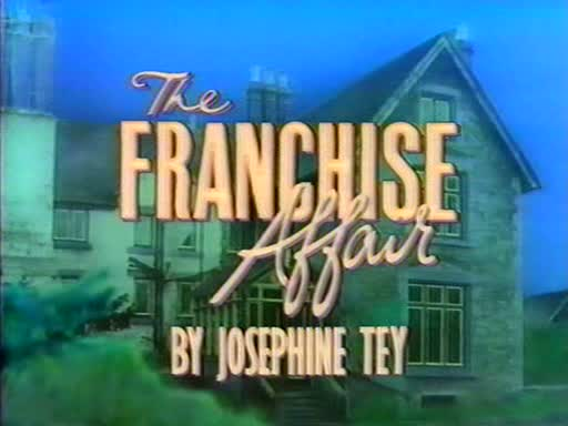 Franchise Affair The Alex Jennings Archives