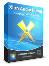 Xion Audio Player 1.5.154