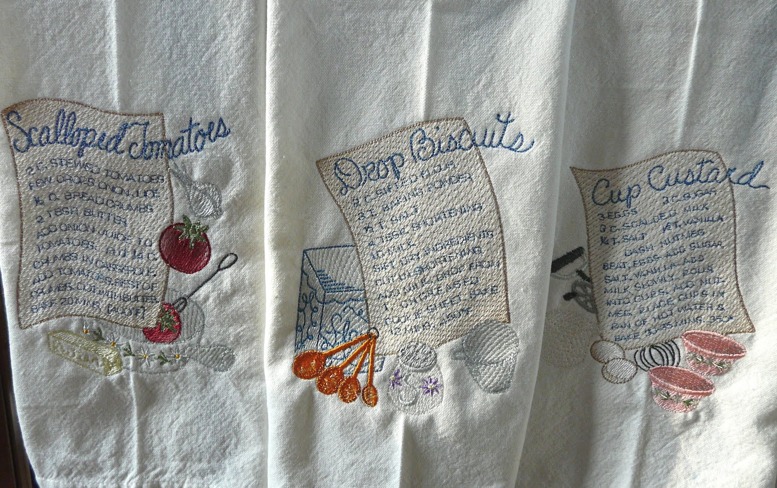 Vintage Embroidery Recipes Part 91