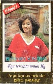Betharia Sonatha - Kau Tercipta Untukku (Album 1981)
