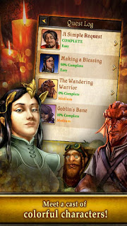 Book Of Heroes v1.5.4 Game Android Apk