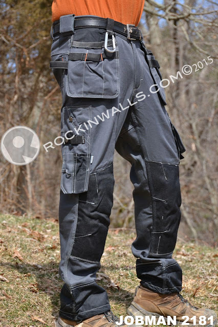 Rockin Walls Work Pants With Knee Pads Sold In Usa Armed Workwear