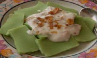 Kue Petah Khas Kalimantan Selatan