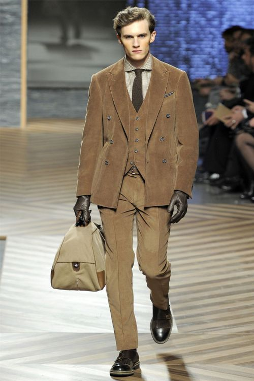 Ermenegildo Zegna men's fashion