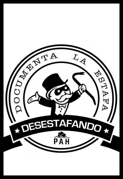 DOCUMENTA LA ESTAFA