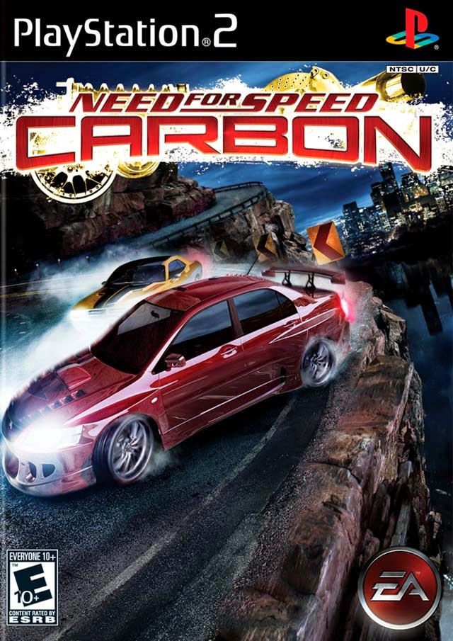 Need for Speed:Carbon Ps2 Iso Ntsc www.juegosparaplaystation.com