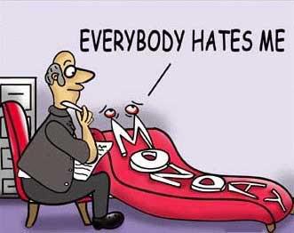 Odio el lunes
