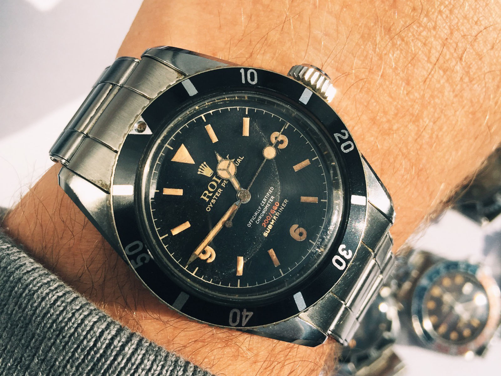 how to find the value of a rolex watch