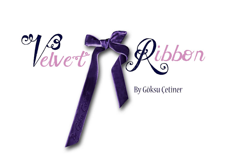 Velvet Ribbon by Goksu Cetiner
