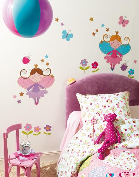 Stickers pared infantiles - Decopeques vinilos ...