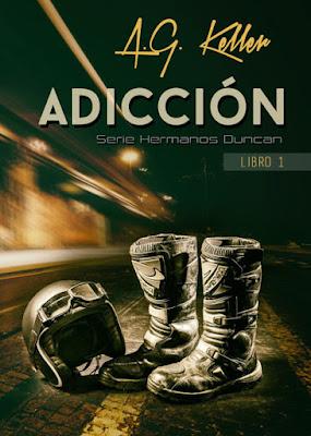 LIBRO - Adicción Serie: Hermanos Duncan #1 A.G. Keller (25 noviembre 2015) NOVELA ROMANTICA | Edición digital ebook kindle Comprar en Amazon España