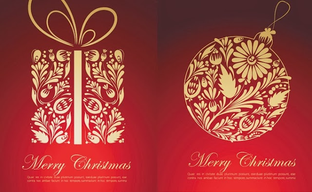 Free Christmas Card wallpapers 2013