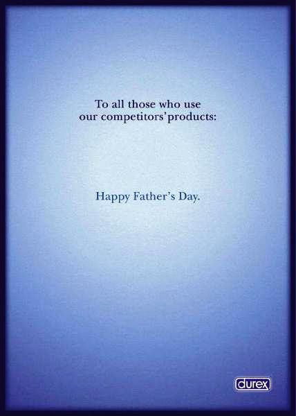 Durex Father's Day Ad