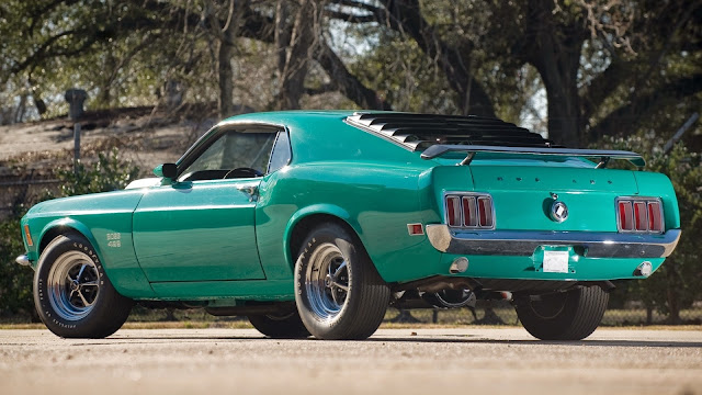 ford mustang boss 429 1970 carros clasicos