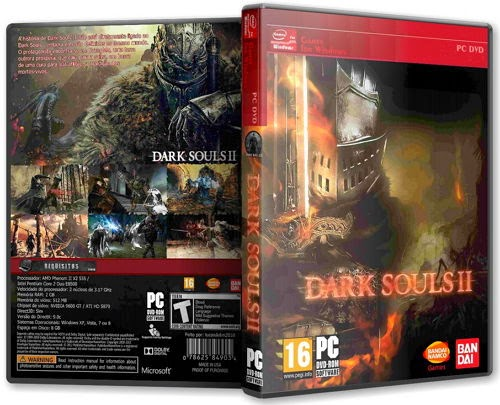 Update 4 Dark Souls 2 V.1.04 + All DLC