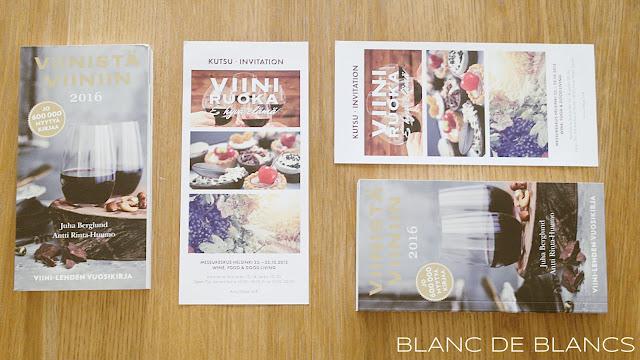 Viini, ruoka & hyvä elämä 2016 - www.blancdeblancs.fi