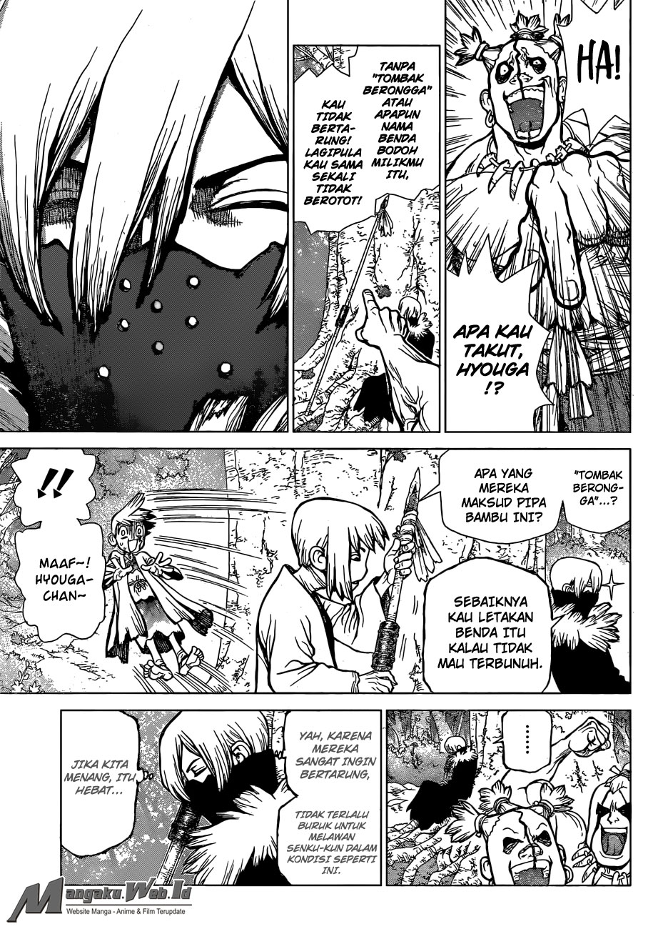 Dr. Stone Chapter 47-7