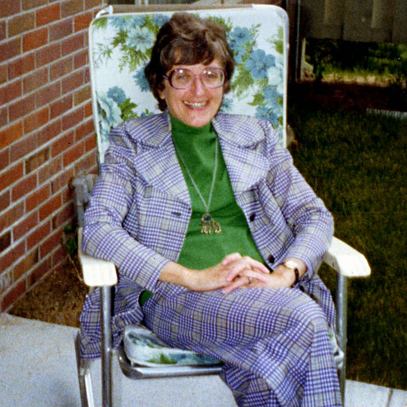 Marion Shuman - May 1977 in Lincoln Nebraska
